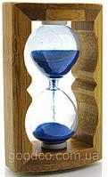 Песочные часы в бамбуке
