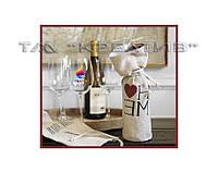 Чехол для винной бутылки (под заказ от 50 шт.)