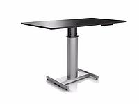 501-19 7S 60: Эргономичный компьютерный стол (для угловых и небольших прямых столешниц)