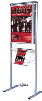 Информационный стенд Infoboard Lightbox