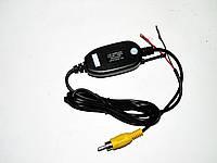 Универсальная видеокамера заднего вида с радио модулем, фото 5