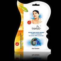 Маска для кожи вокруг глаз от морщин на основе 100% коллагена TianDe (код 51401)