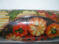 Клеенка томаты 1 м 2095 (25м в рулоне)