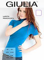 Водолазка Giulia Lupetto Manica Corta (bonny blue)