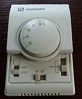 Регулятор скорости с комнатным термостатом Reventon RTHC3S, фото 1