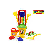 Игровой набор для песка Wader 42224