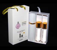 """Набор духов Travel Perfume Chanel """"Chance Tendre"""" 3 в 1 15 мл"""