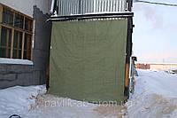 Брезентовые шторы, фото 1