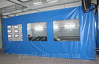 Защитная штора для автомойки