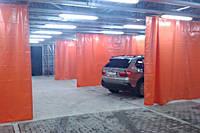 ПВХ-шторы для автомоек