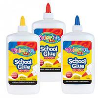 Клей для бумаги жидкий Colorino 500 гр