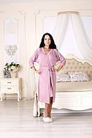 Халат для женщины 565/M/розовый в наличии M р., также есть: M,S,XL,XXL, Роксана_ЦС