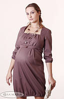 Платье для беременных Enni капучино-С