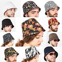 Панама головной убор Urban Planet SCULLS (панама мужская, панама женская, панамка, шапка, шапки)