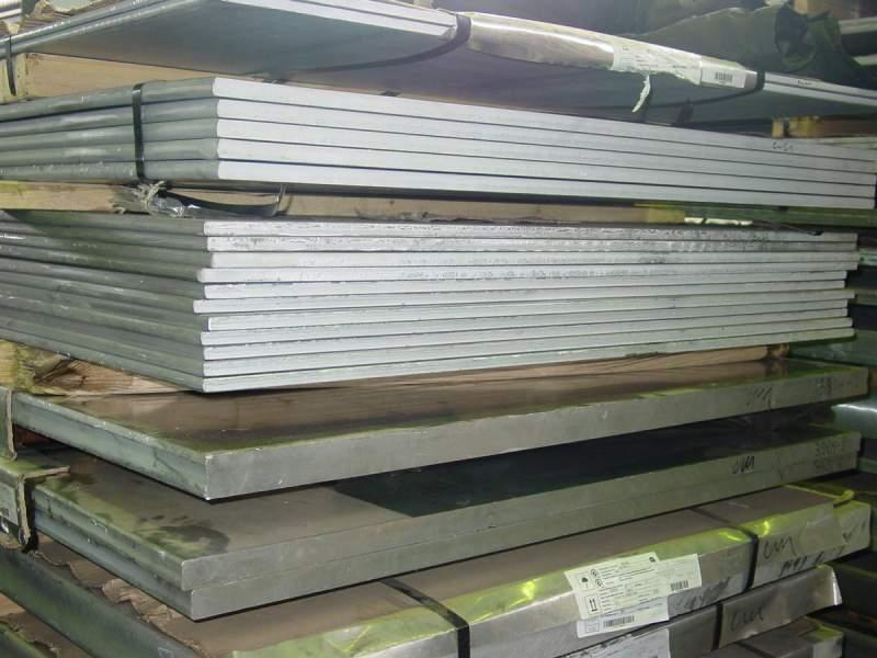 Плита алюминиевая 25 мм 5083 Н111 аналог АМГ5М