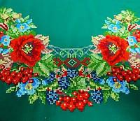 Украинская вышивка на одежде