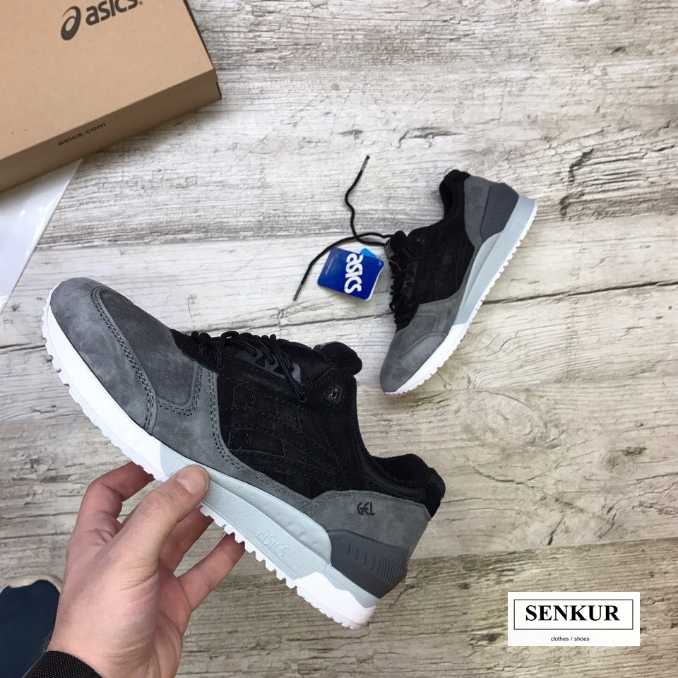 Asics Tiger Gel Respector Moon Crater - Image Of Tiger Stateimage.Co cc28d4959e192