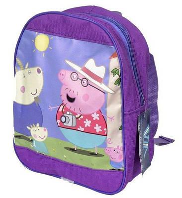 Детский рюкзак дошкольный Свинка Пеппа