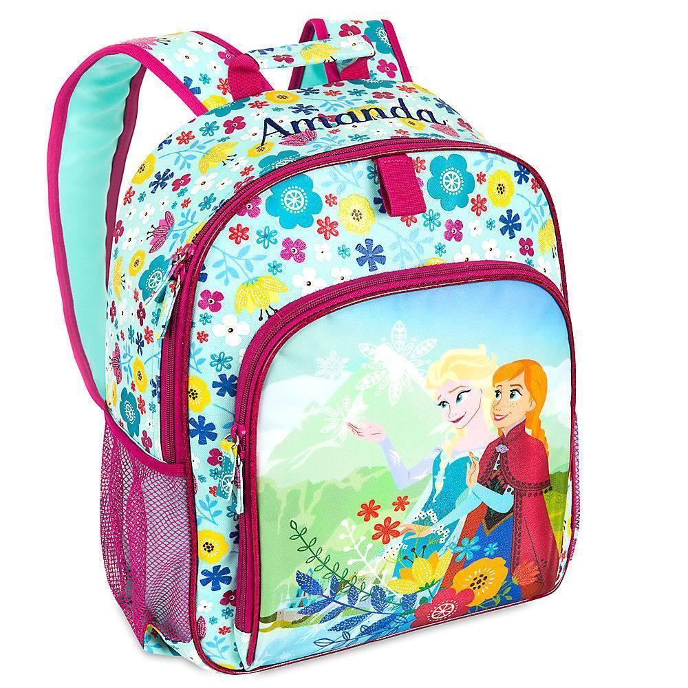 56453450ea34 Рюкзак Анна и Эльза Холодное сердце Дисней / Anna and Elsa Backpack Disney  - Martysh