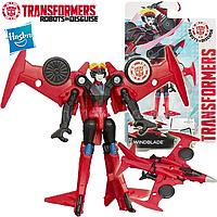 Трансформер Роботс-ин-Дисгайс Windblade Hasbro B4681