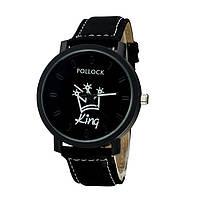 Часы из парной серии King Король 080-1 черные