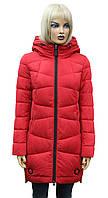 Женская Куртка-Пуховик теплая 6801
