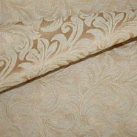 Ткань для портьер liza темное золото