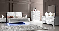 Спальня современная Caprice white, Status, Италия., фото 1