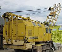 Гусеничный кран РДК 250.3, 25 т