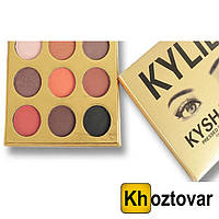"Тени для век Кайли Дженнер ""Бронзовая Палитра"" | Kylie Jenner The Bronze Palette | 9 цветов"