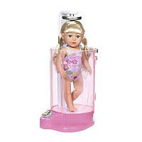 Душевая кабинка для куклы Baby born с аксессуарами 823583, фото 1
