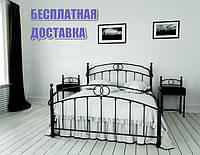 Кровать металлическая Toskana / Тоскана двуспальная
