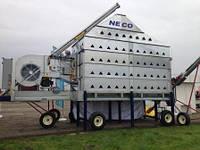 Мобильная зерносушилка Neco