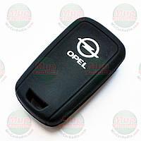 Чехол для брелока Opel (1012) силиконовый