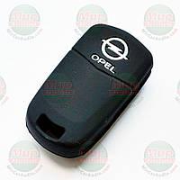 Чехол для брелока Opel (1014) силиконовый