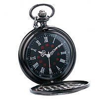 Часы карманные на цепочке кварцевые