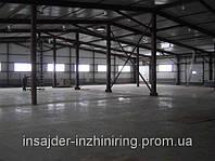 Сварочные конструкции под заказ в Киеве
