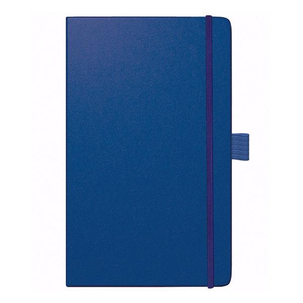 Компактный еженедельник изготовлен из европейской высококачественной бумаги кремового цвета с деликатной серой