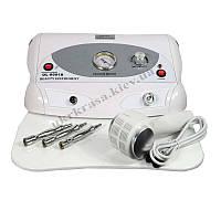 Аппарат  2 в 1 для алмазной микродермабразии с функцией холод и тепло.