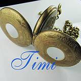Часы карманные механические с крышкой Bovet, фото 4