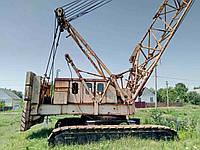 Гусеничный кран СКГ 631, 63 т