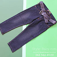 Стильные джинсы для мальчика Турция р.5-6