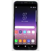 Китайский смартфон Samsung GALAXY S8 +  2 сим,5,7 дюйма,4 ядра,12 Мп,16 Гб, 3G.