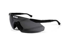 Защитные очки ess ice 2.4+™ (3 стекла),противоосколочные,рекомендовано ввс сша,вес 0,145 кг