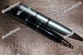 Флешка, ручка и лазер 3 в 1 черного цвета на 16 гб., фото 2