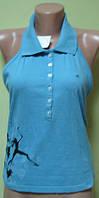 Женские футболки с открытой спиной