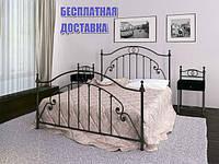 Кровать металлическая Firenze / Флоренция двуспальная