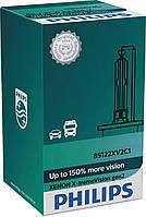 Ксеноновая лампа Philips D2R X-tremeVision +150% gen2 35W (85126XV2C1) (1pcs carton)