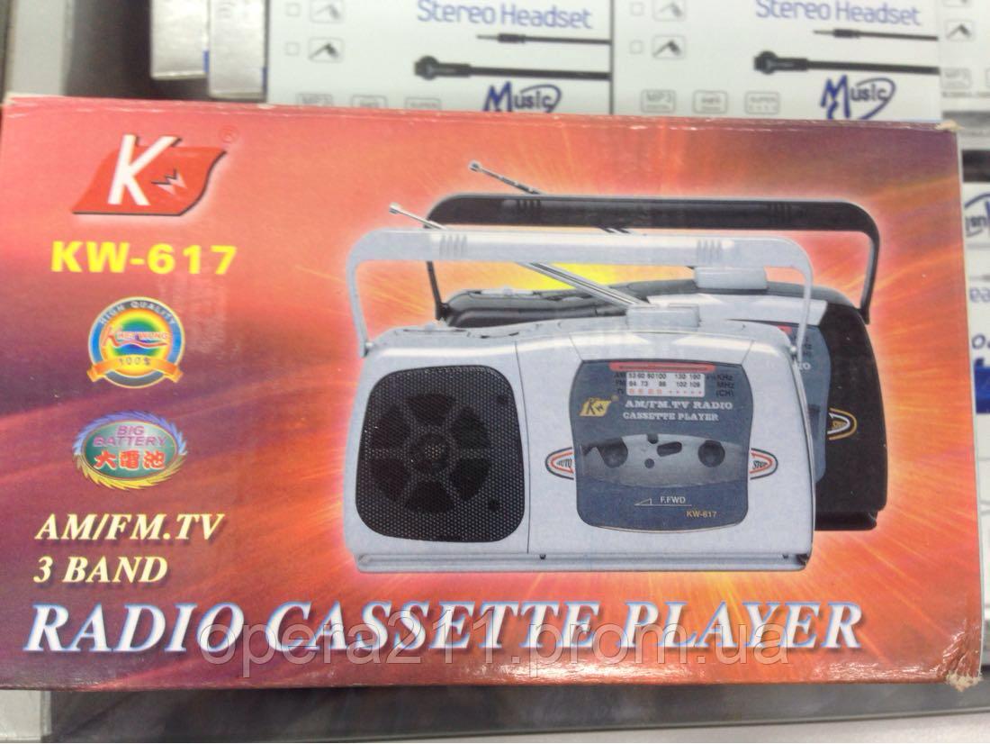 Кассетный радио плеер