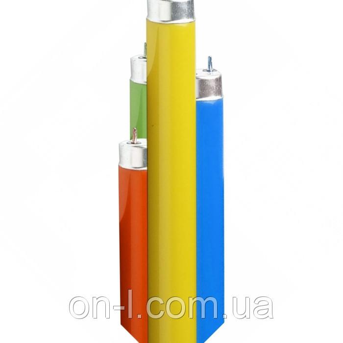Люминесцентные лампы PHILIPS TL-D Coloured 18W T8